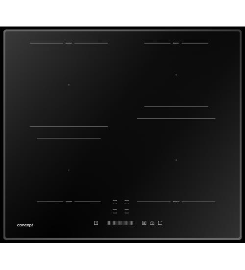 Indukční deska IDV4560BF